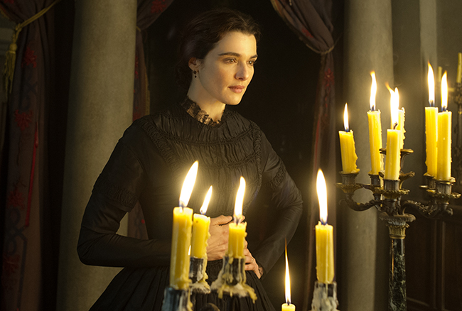 Rachel Weisz in My Cousin Rachel
