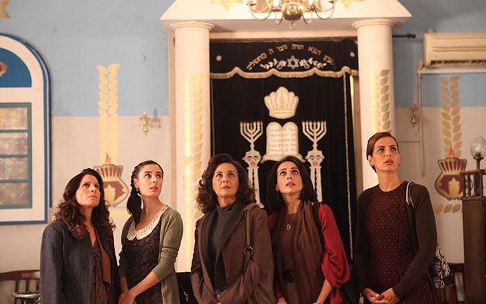 The Women's Balcony at the L.A. Jewish Film Festival