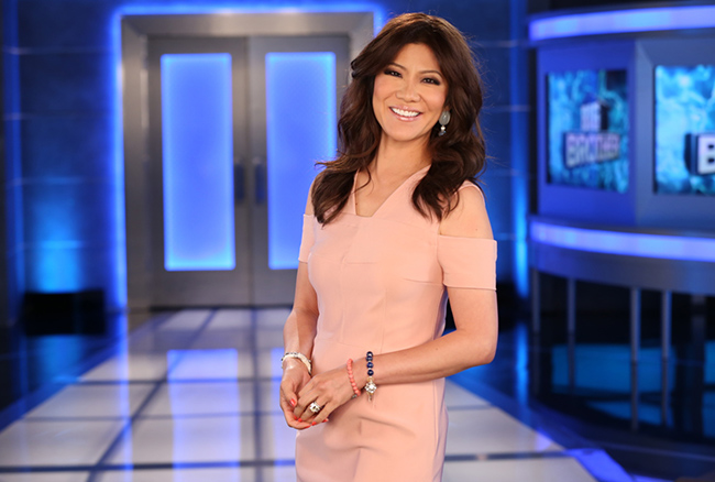 Julie Chen is back for the 19th season of Big Brother