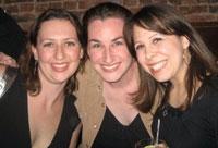 Brianna, Rachel and Julie