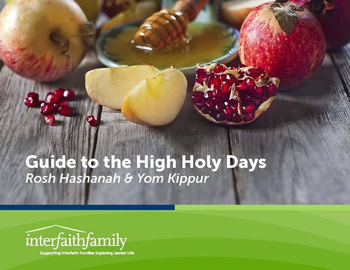InterfaithFamily Guide to the High Holy Days