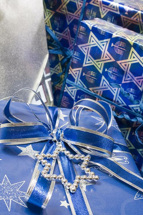 Hanukkah presents