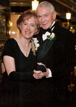 Jo Anne and Robert Randall