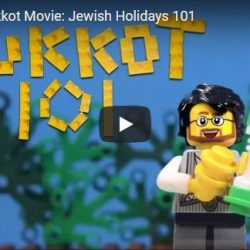 Lego Sukkot movie by BimBam
