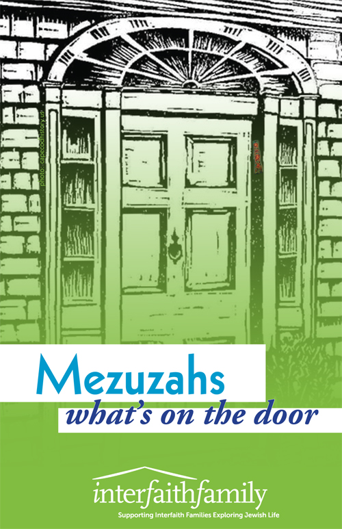 photograph about Mezuzah Scroll Printable identified as Mezuzahs