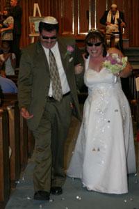 Rourke Jewish wedding