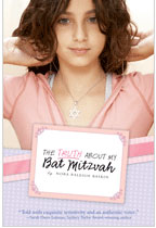 Truth About My Bat Mitzvah book cover image