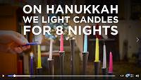 How to do Hanukkah video