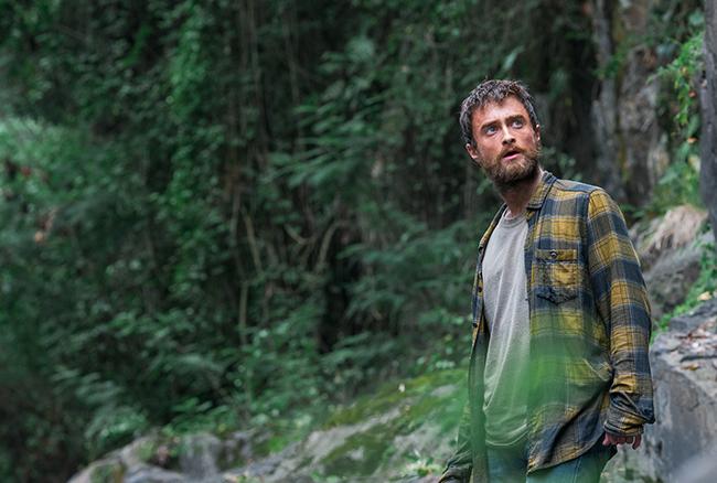 Daniel Radcliffe in the Jungle