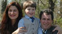 Ken Gordon's Family