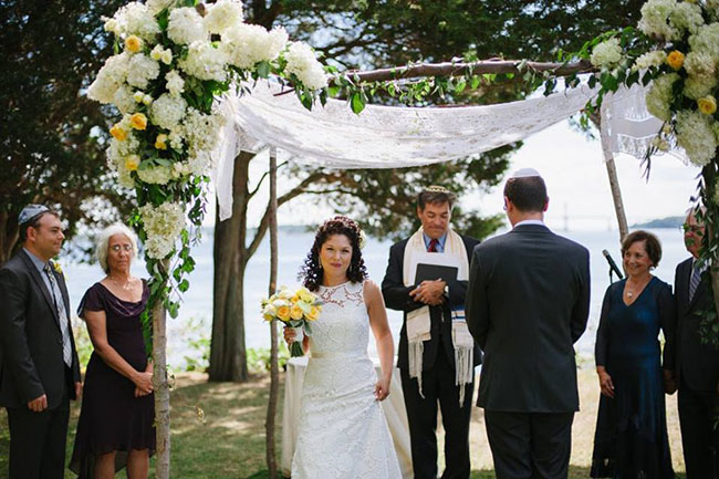 Elements Of A Jewish Wedding Ceremony InterfaithFamily