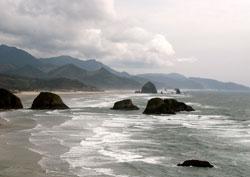 Pacific Ocean photo by Matt McGee