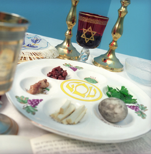 Setting The Passover Table Made Easy - Booklet.com - InterfaithFamily
