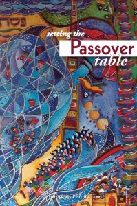 Setting the Passover Table Booklet