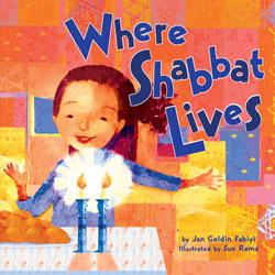 Where Shabbat Lives cover