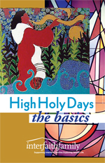 High Holy Days: the Basics Cover