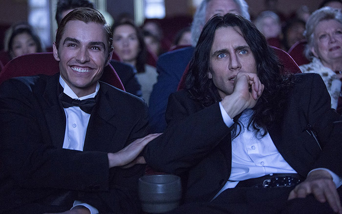 Dave and James Franco