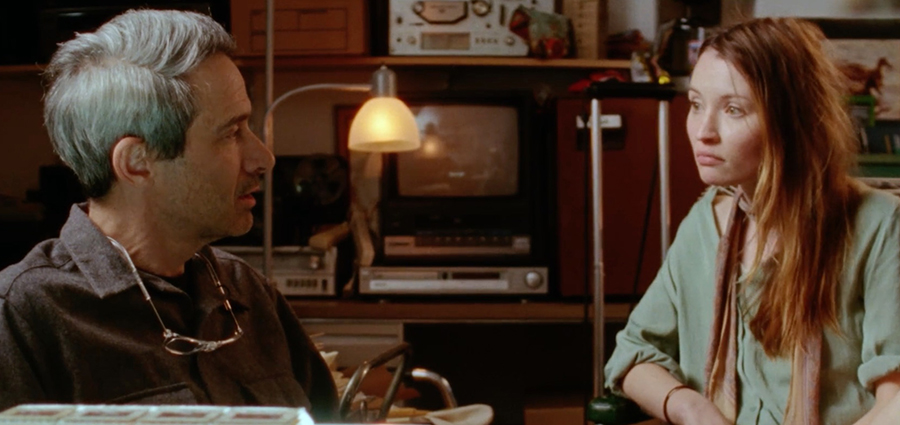 Adam Horovitz, Emily Browning