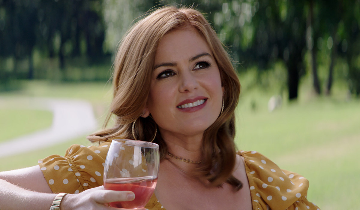 Isla Fisher in Tag