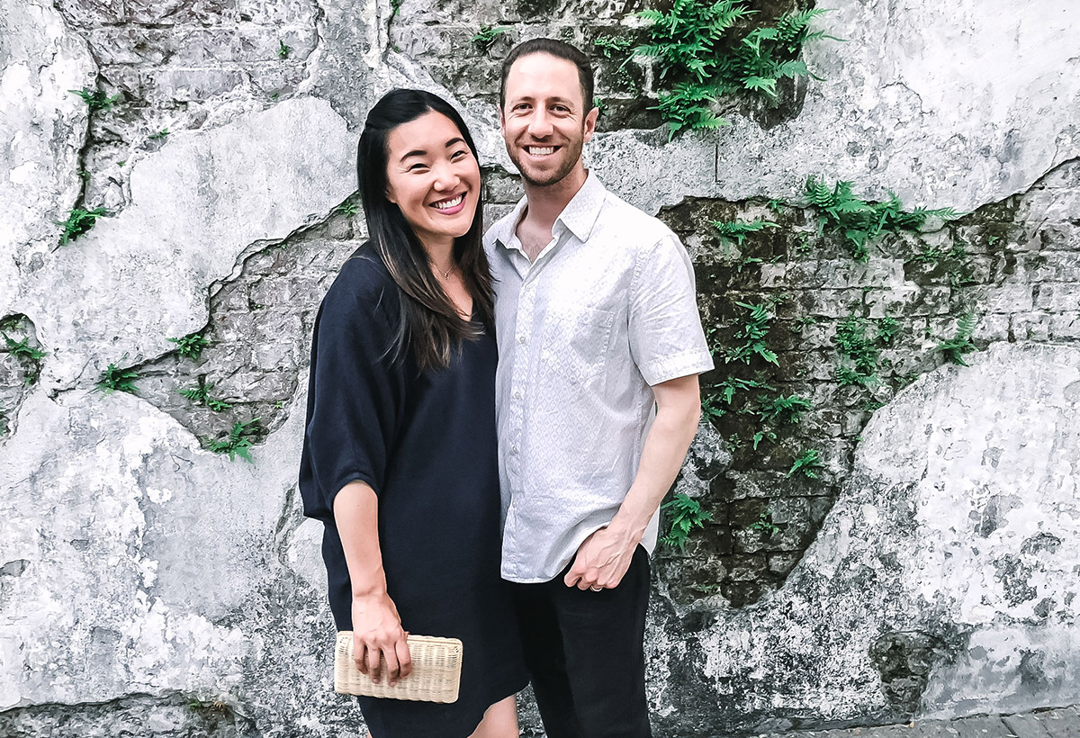 Kristin and Bryan Posner