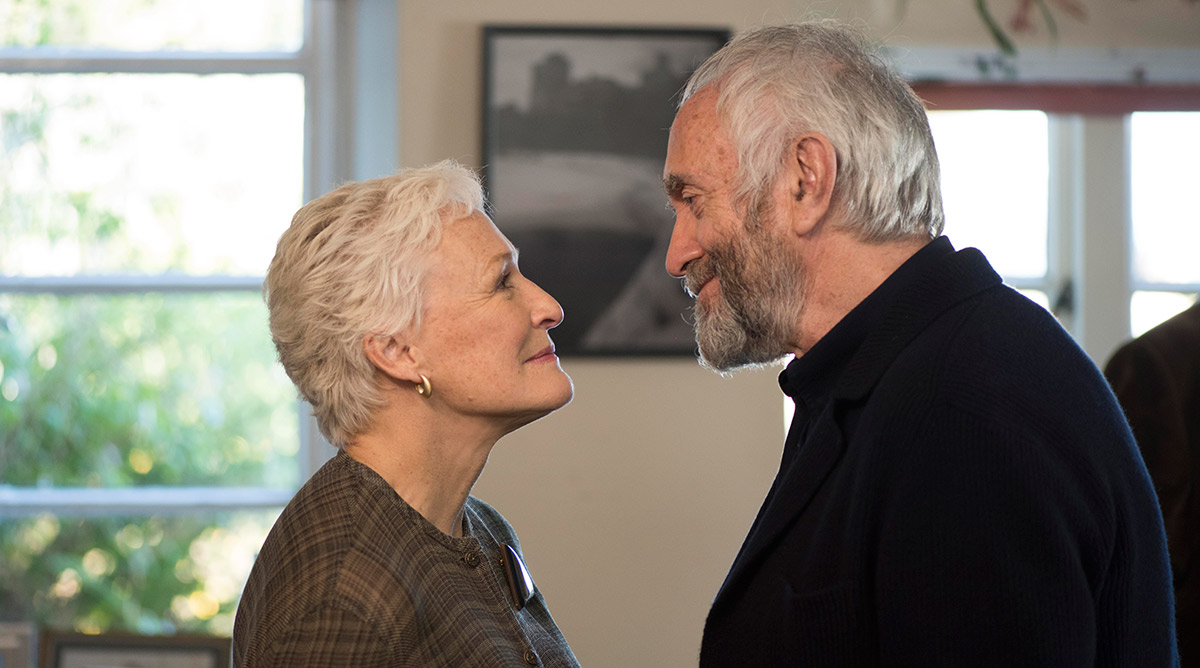 Glenn Close & Jonathan Pryce