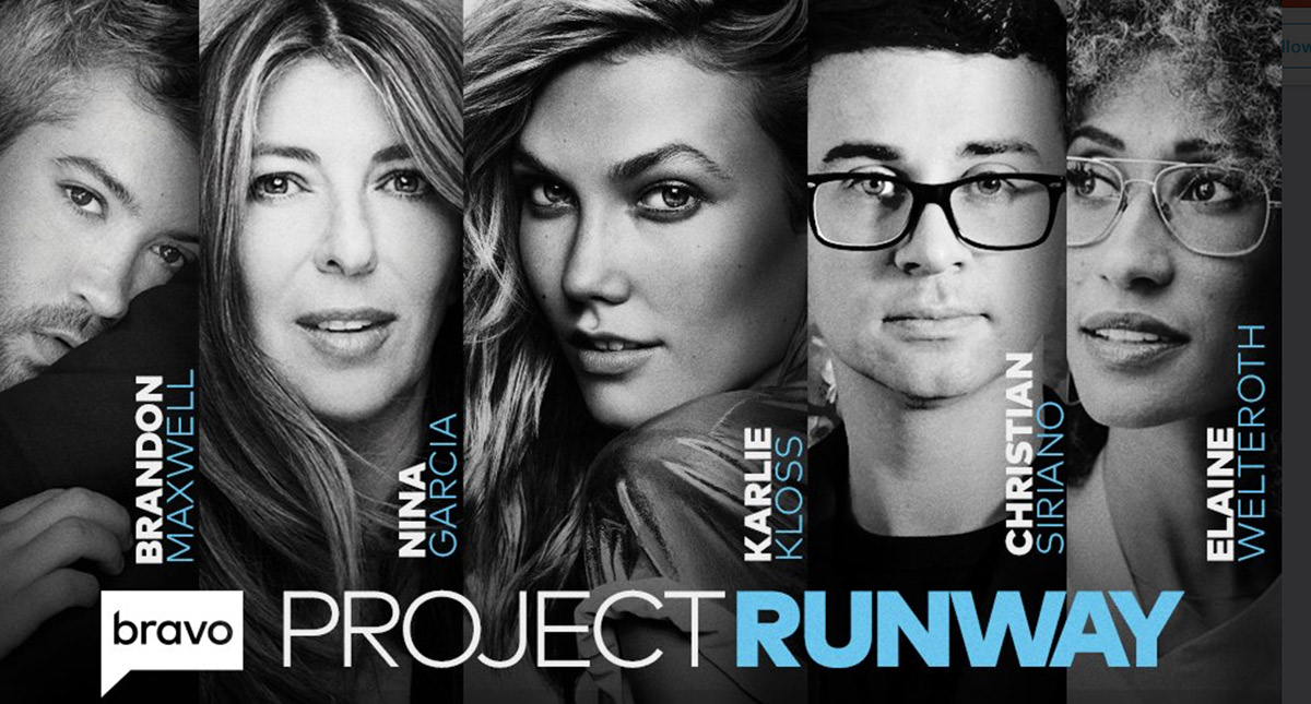 Project Runway's new cast