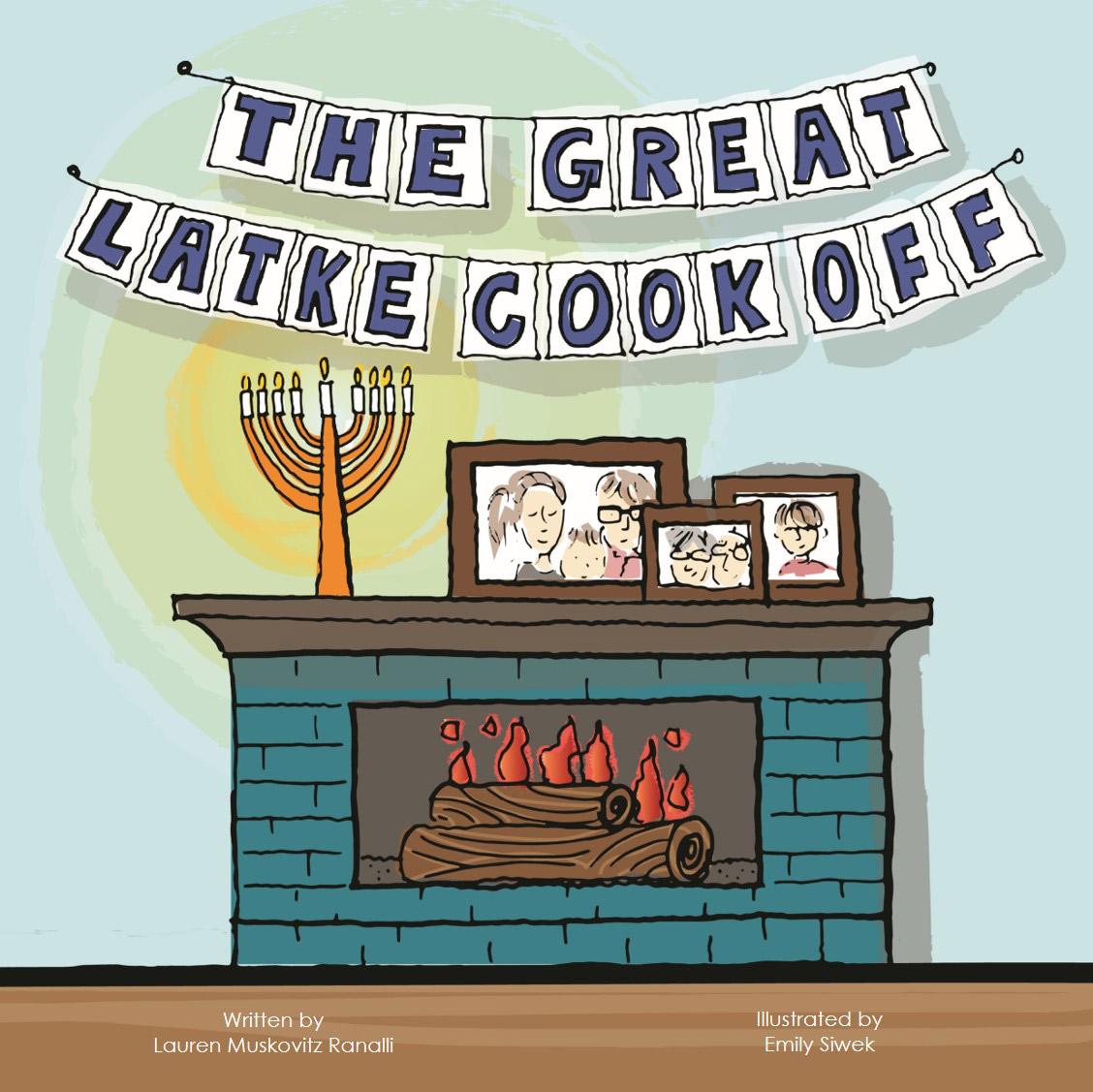 Great latke cook off