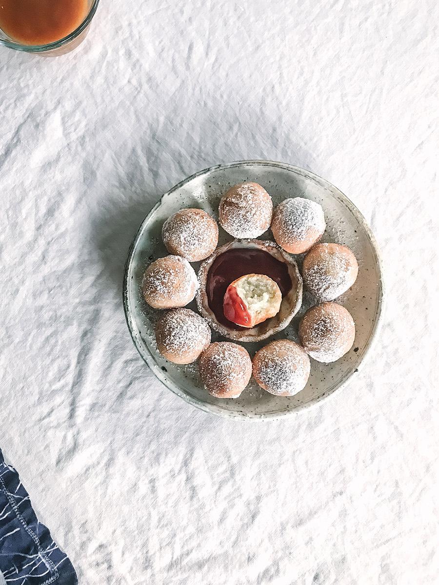 Mochi dougnuts