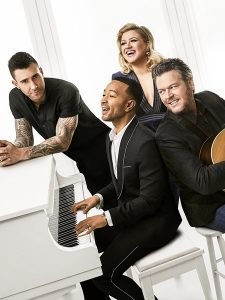 Cast of The Voice