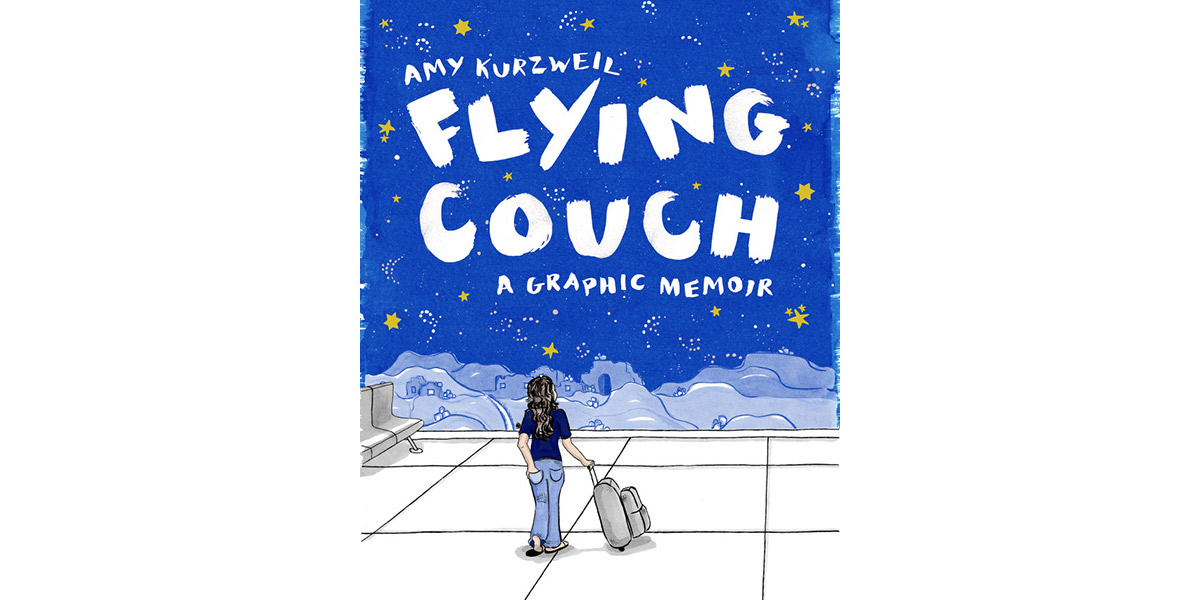 Flying Couch book cover