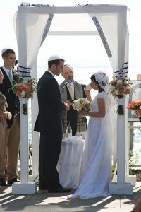 Interfaith wedding